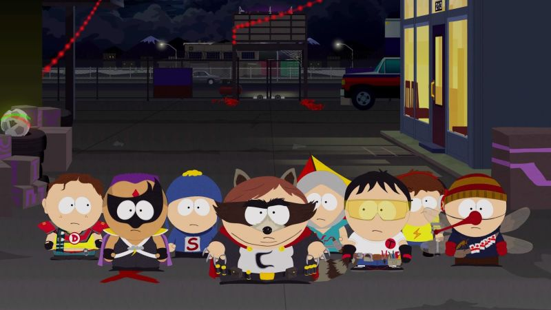 South Park The Fractured but Whole  Characters  TV Tropes